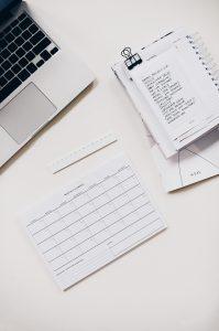brainstorm blog topics