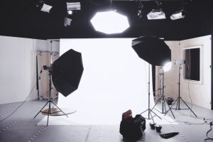 wv videographer, studio lighting