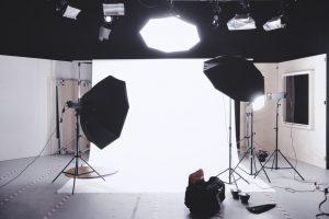 wv videographer, studio lighting