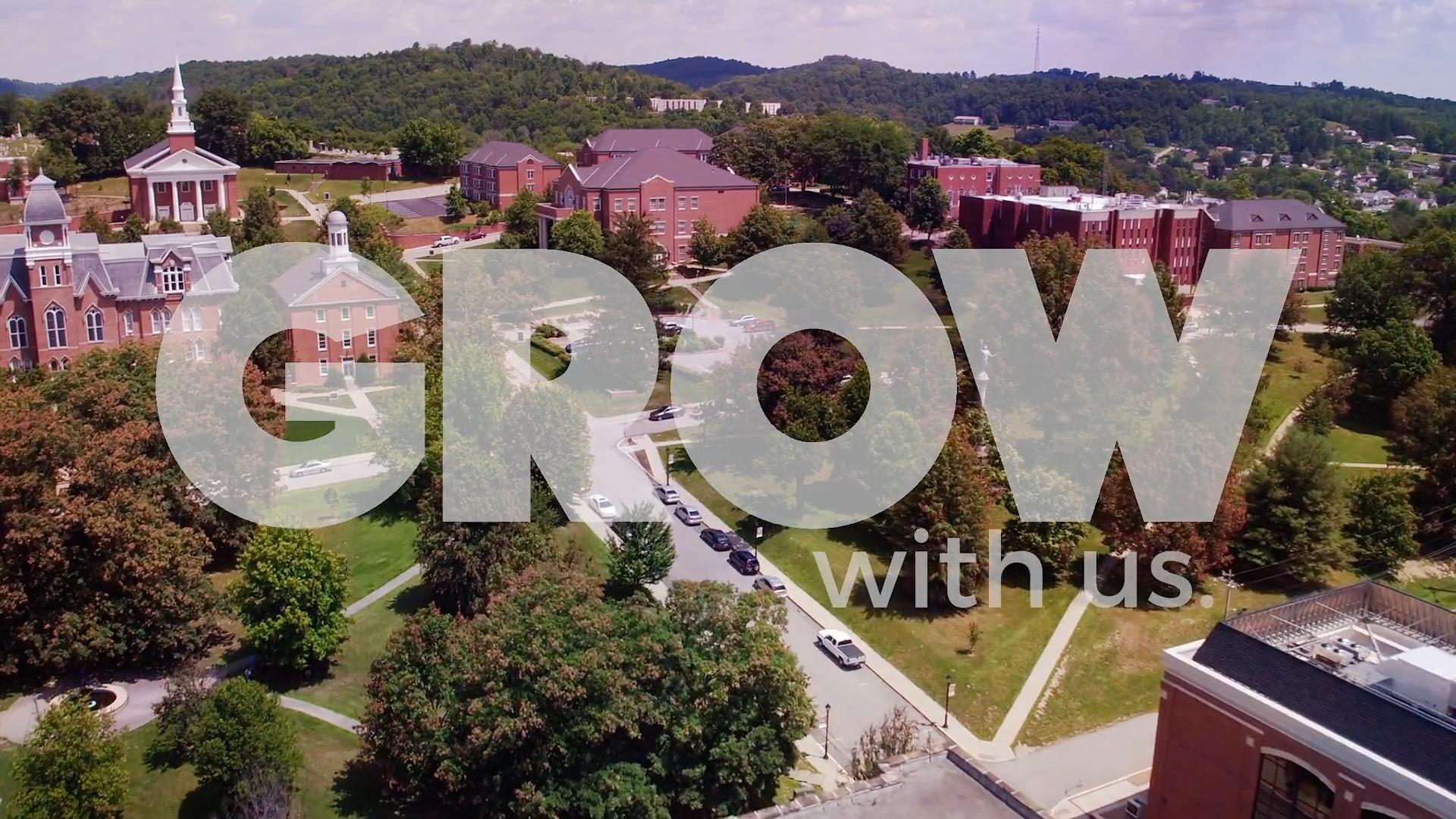 grow video header, social media video