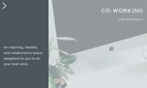 Coworking space in Fairmont WV
