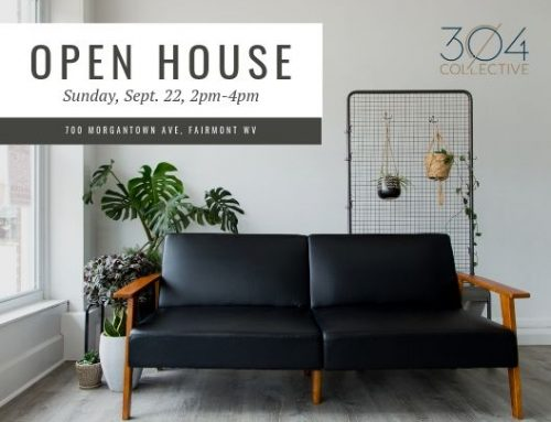 Open House at the 304 Collective!