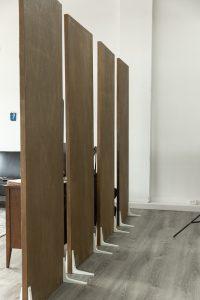 wood grain studio flats
