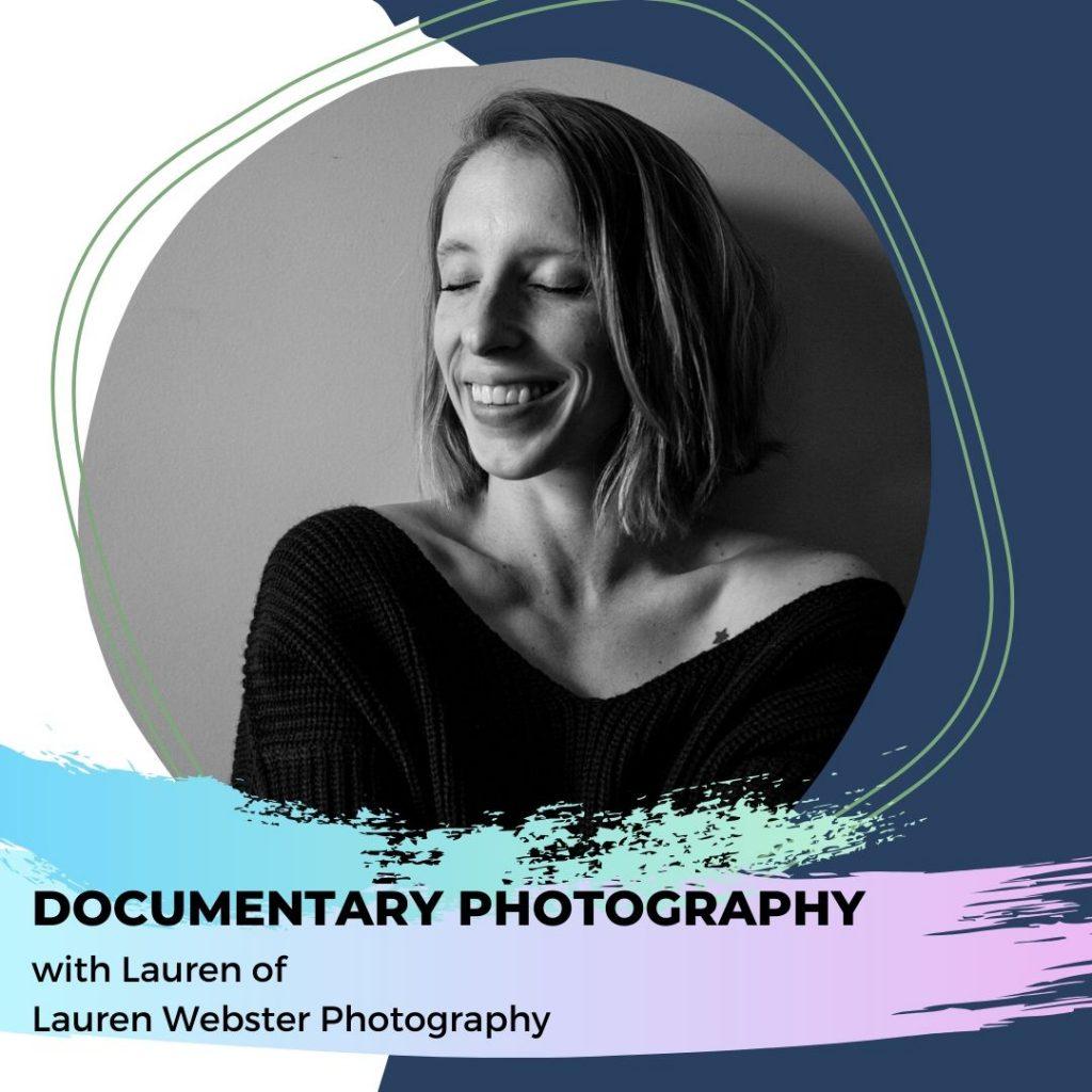 Documentary photography class