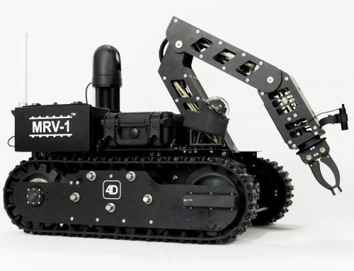 4D Robotics | Product Feature Video